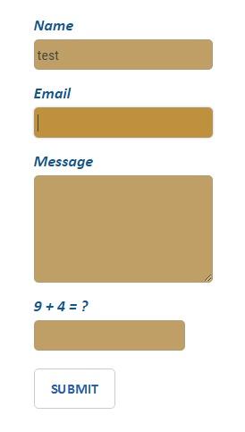 Wordpress Contact Form Plugin  WpdevartCom
